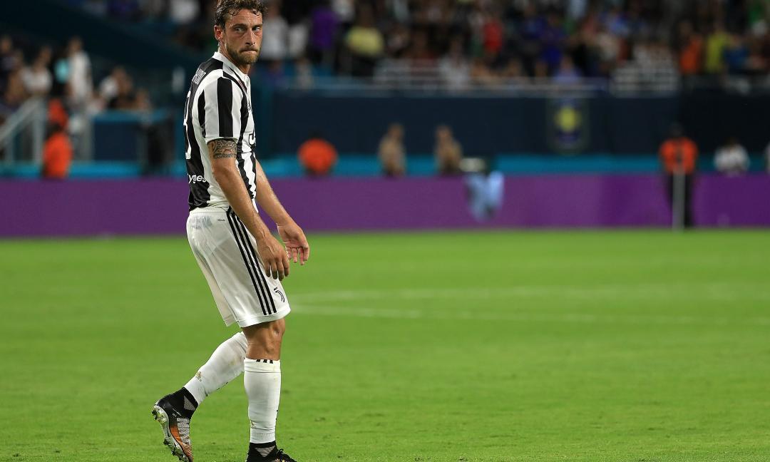 Marchisio è pronto per la Lazio: 'Si vola a Roma!' FOTO