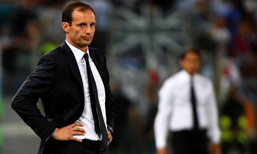 Juventus-Lazio 2-3 IL TABELLINO