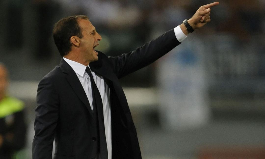 Allegri: 'La Lazio ha meritato di vincere. Dobbiamo ritrovarci'