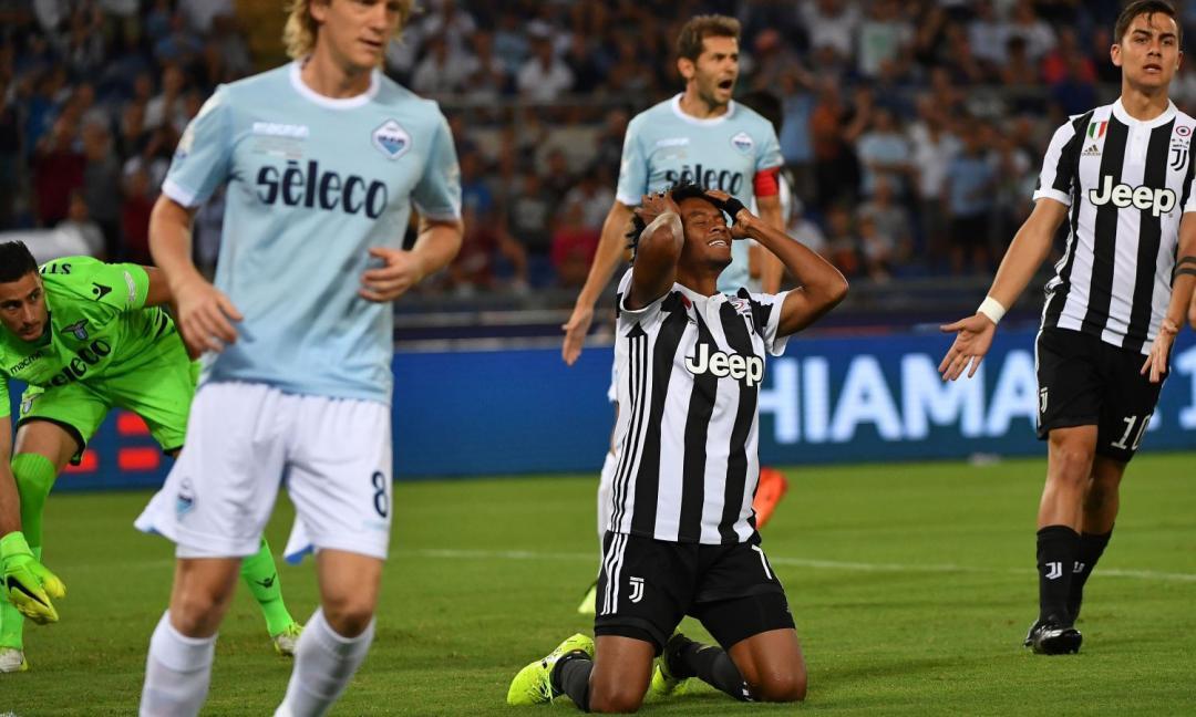 Juve-Lazio, dove vederla in tv e streaming