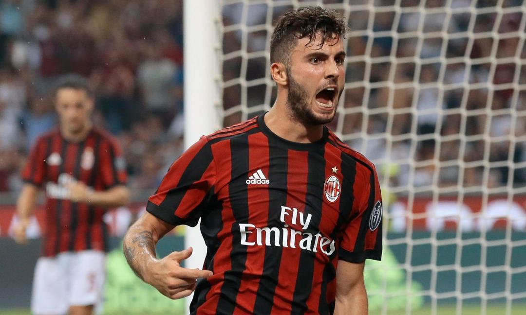 Milan, c'è Cutrone contro la Juve