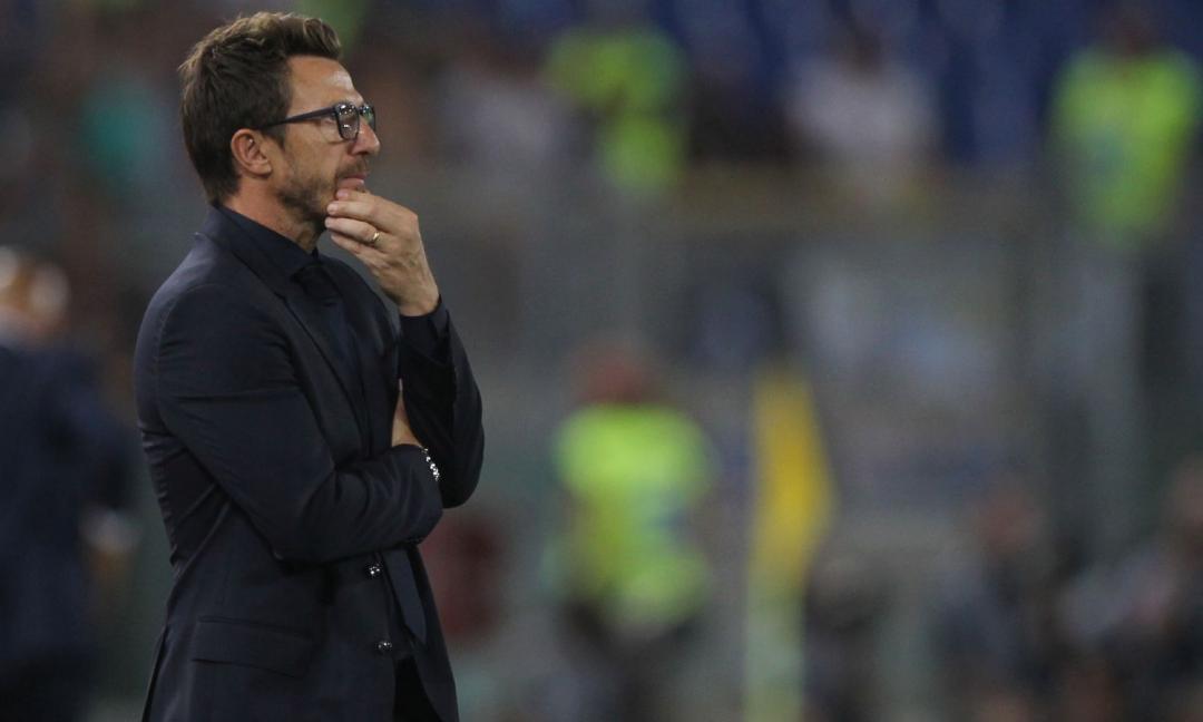 Di Francesco: 'Il Napoli gioca meglio della Juve ma Allegri...'