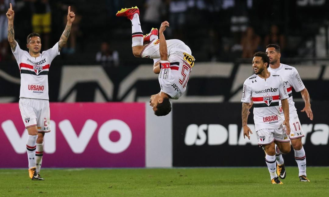 Hernanes è rinato al San Paolo: due storiche vittorie e... quanti gol!
