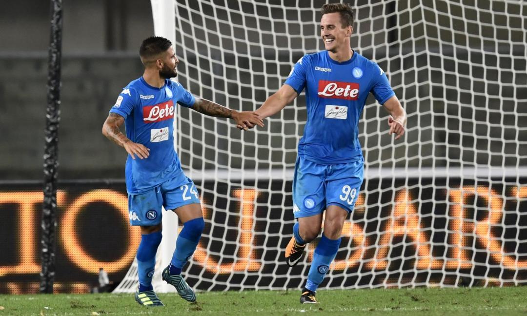 Napoli, arma in più per lo scudetto: c'è il piano di Sarri contro la Fiorentina