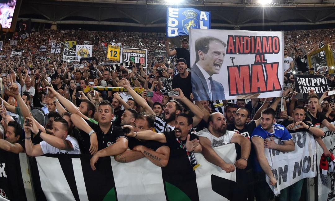 Allegri-Agnelli, i tifosi insorgono: 'Siamo la Juve, non un circo'
