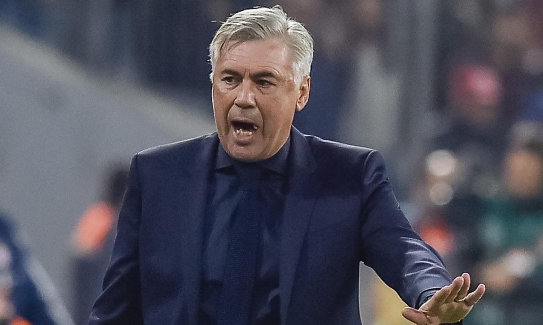 Ancelotti: 'Juve, in Europa sei una garanzia. Il Napoli invece...'