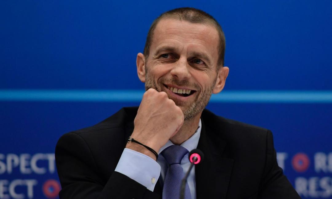 Uefa, Ceferin candidato unico per la presidenza