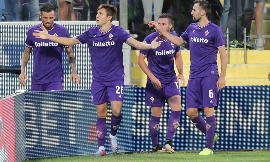 Vince la Fiorentina: decisivi Chiesa e Pezzella. Al Bologna non basta Palacio