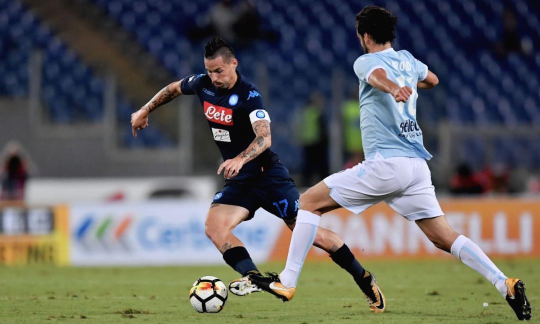 Napoli, l'erede di Hamsik è un obiettivo della Juve