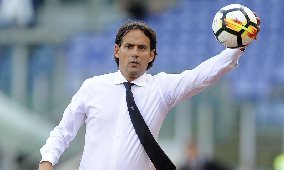Lazio, Inzaghi: 'Periodo di fuoco. Immobile dipendenti, bravo Murgia'