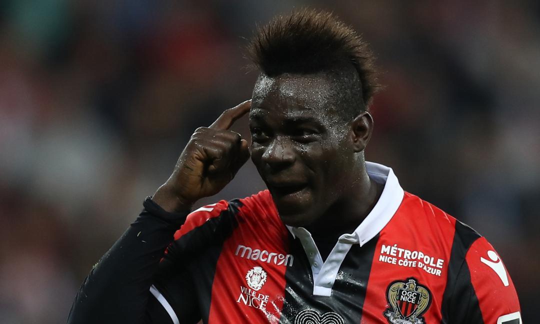Vieira: 'Balotelli? Vuole andare via, il Nizza...'