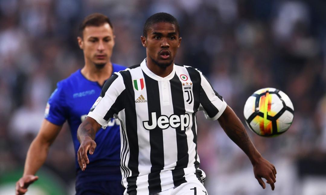 Un anno fa: si sblocca Douglas Costa, ma a Torino passa la Lazio VIDEO