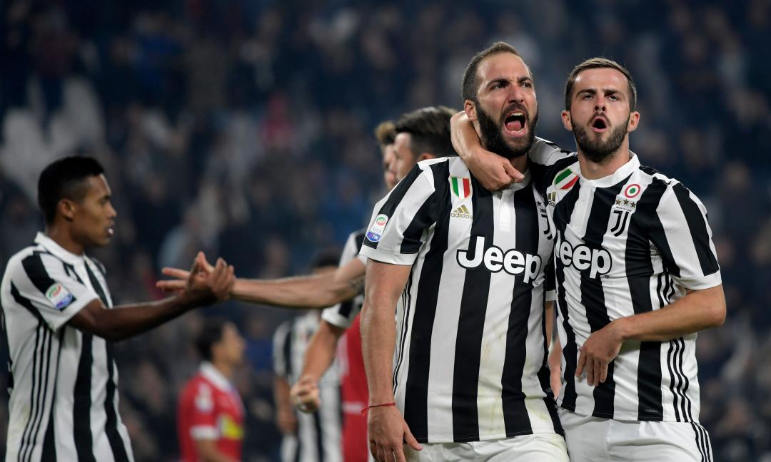 Image result for HIGUAIN PJANIC