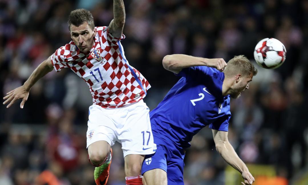 CT Croazia: 'Vorrei 11 Mandzukic in squadra. Pjaca? Ci credo molto e...'