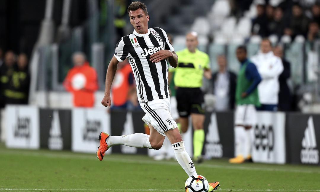 Mandzukic contro l'Inter: Allegri valuta il 'cambio'
