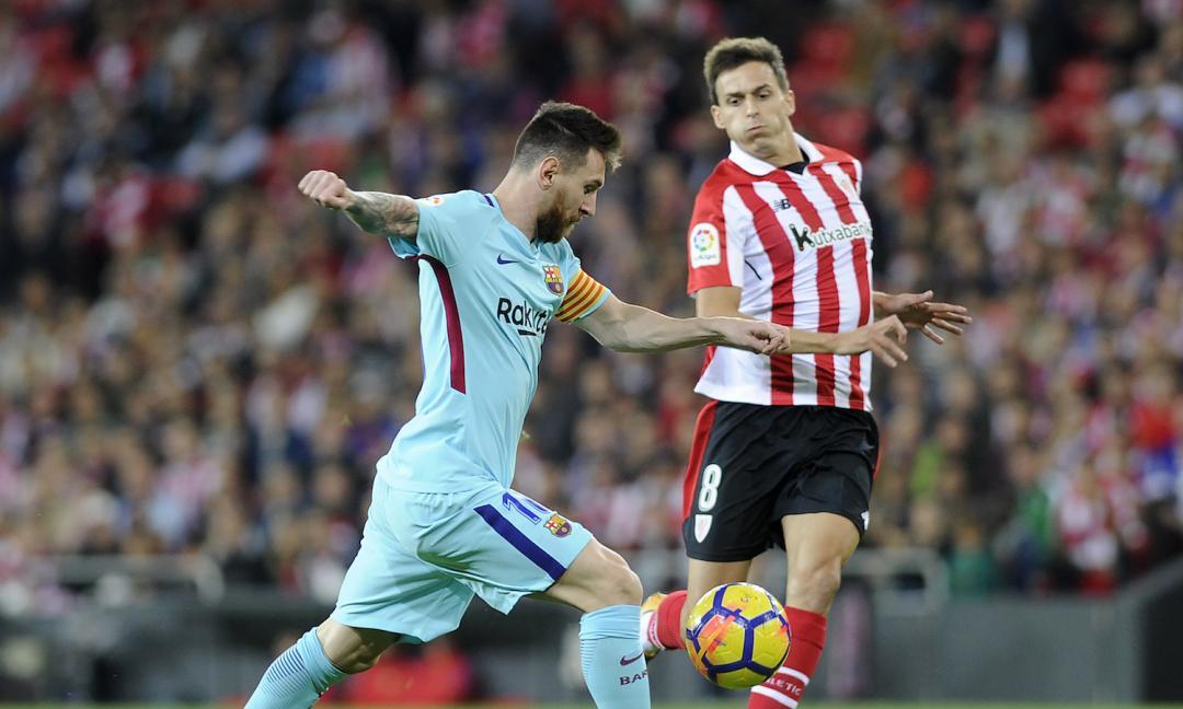 Liga: vince il Valencia, Zaza decisivo, pari Atletico. LIVE Barça in vantaggio
