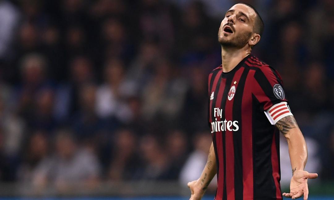 Milan, messaggio d'addio a Bonucci! Ora può partire: ecco chi lo vuole