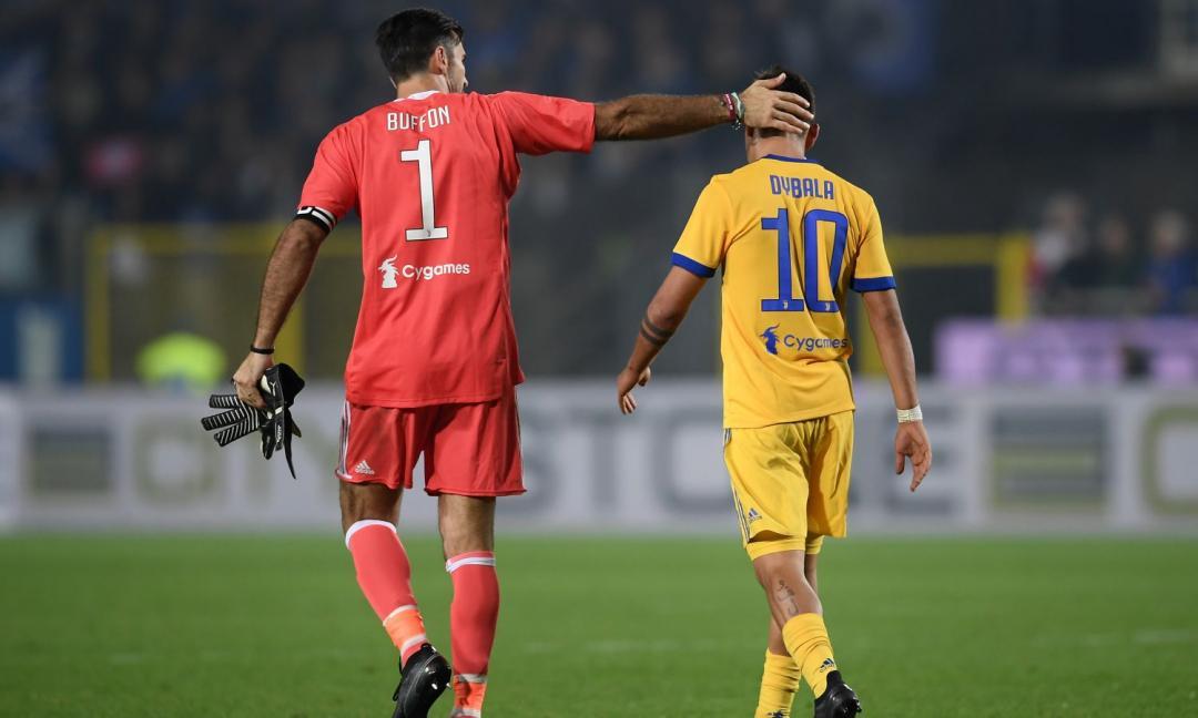 Dybala contro la Lazio cerca il doppio riscatto