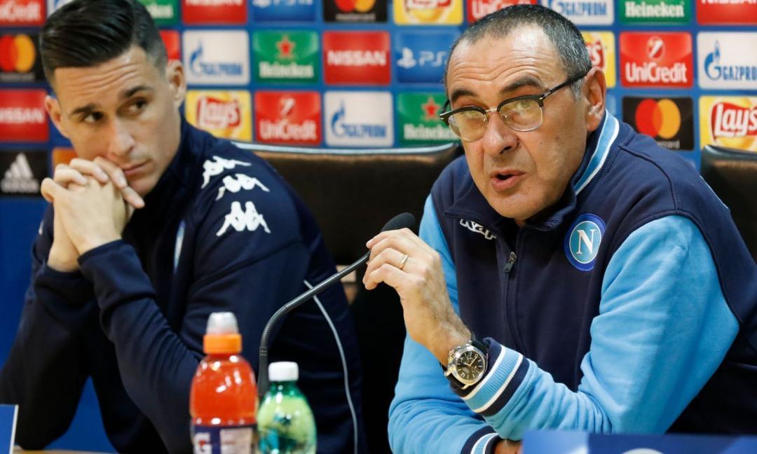 Napoli, Callejon: 'Sarri alla Juve? Non cambia nulla'