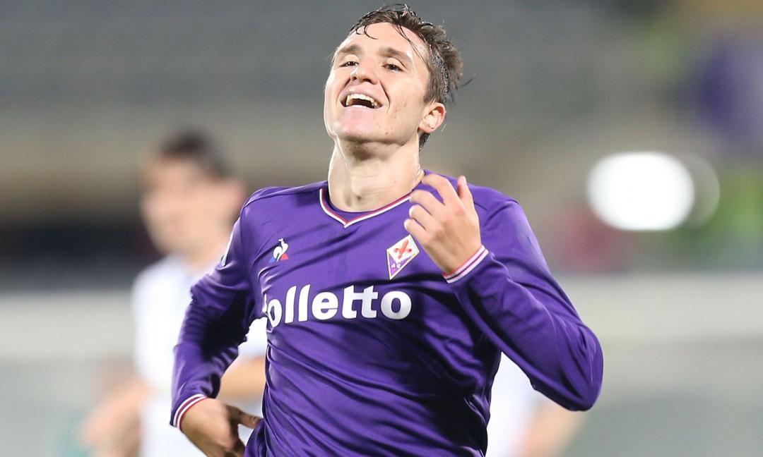 La Fiorentina vuole blindare Chiesa, ma il rinnovo non arriva e la Juve c'è
