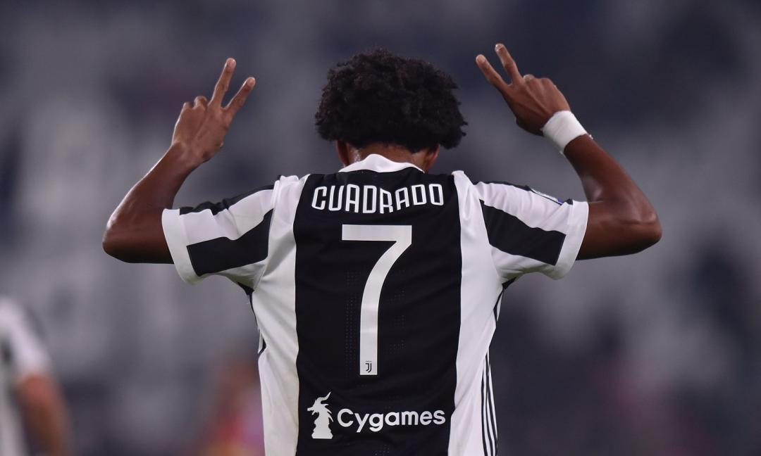 UFFICIALE: Juve, Perin e Cuadrado hanno scelto il nuovo numero di maglia