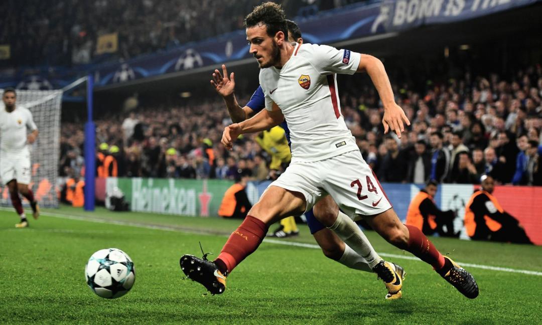 Florenzi, calma piatta a Roma: la Juve aspetta un incontro decisivo