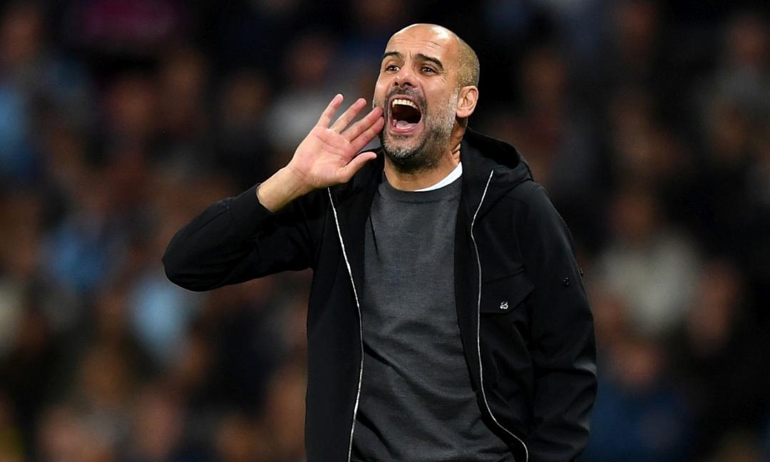 Guardiola: 'Il Manchester City non è la migliore squadra d'Europa'