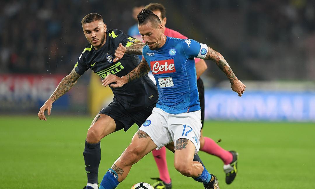 Hamsik avvisa la Juve: 'Lotta scudetto aperta. Il Napoli...'