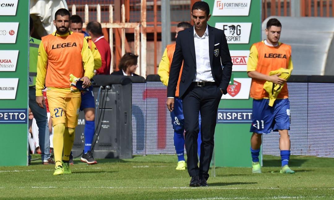 Frosinone, Longo: 'Noi come la Juventus? Non è vero'