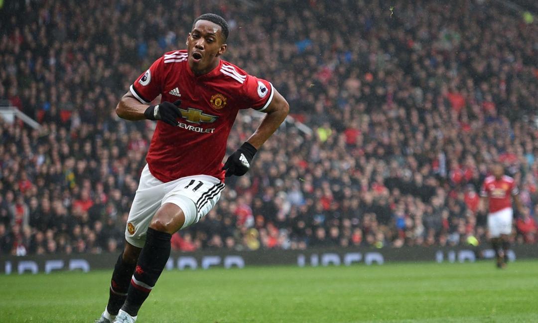 Juve, senti l'agente di Martial: 'Ha deciso, vuole lasciare lo United!'