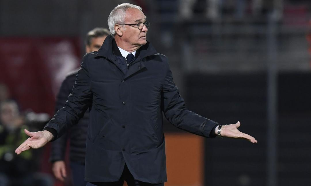 Ranieri: 'Napoli magnifico, ma con questa Juve...'
