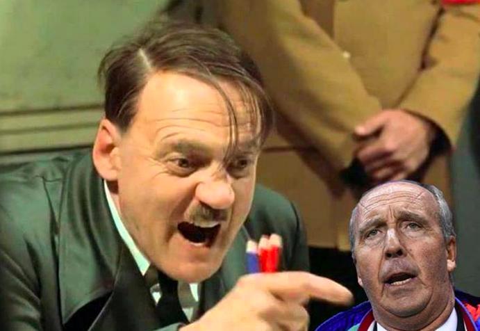 Hitler scopre che l'Italia non va al Mondiale: la parodia de Gli Autogol VIDEO