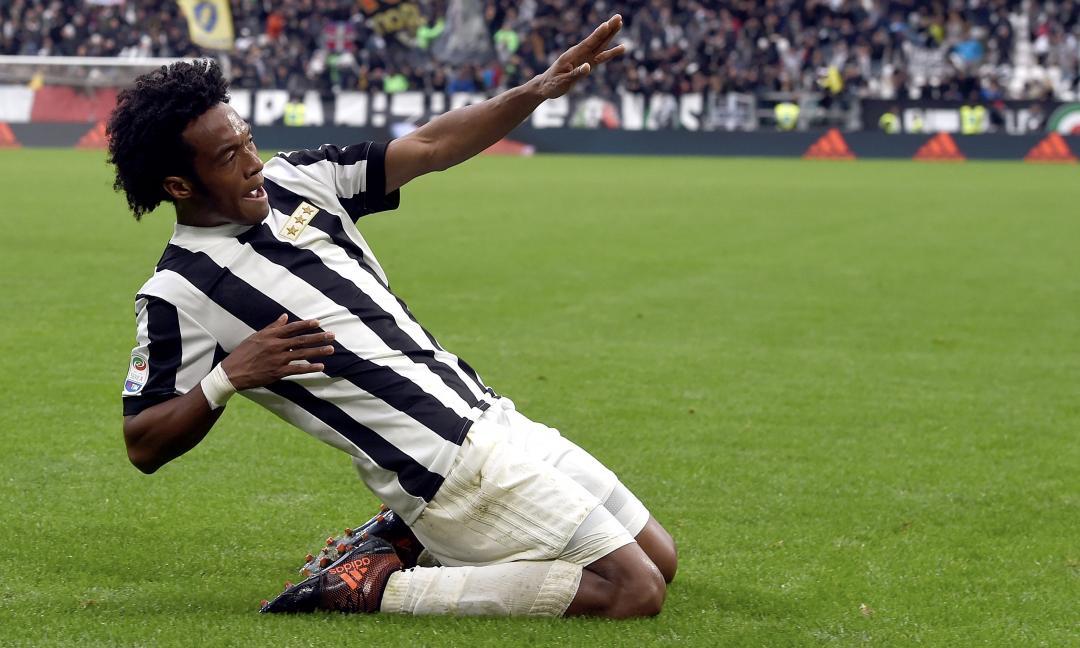 Cuadrado sliding doors: la Juve e il retroscena sui 30 milioni del Milan