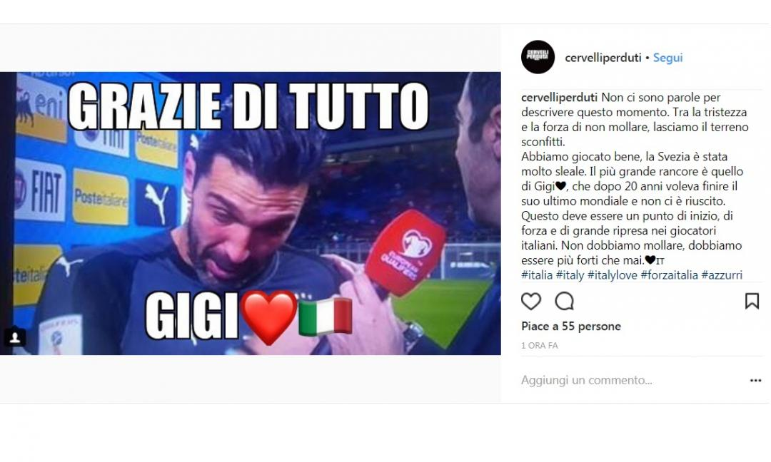 I social piangono insieme a Buffon: 'Grazie di tutto, leggenda!' GALLERY