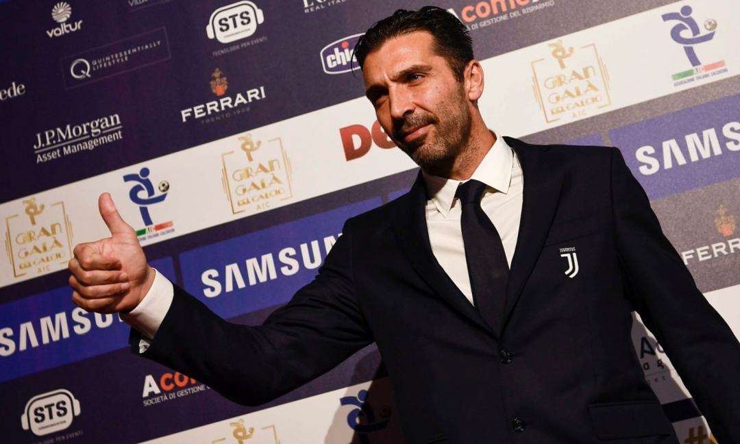 Libero, Moggi annuncia: 'Buffon sarà il mio erede alla Juventus'