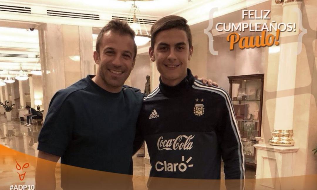 Del Piero: 'Dalla Juve niente chiamate per tornare. Fiducia in Dybala? Non so se ne hanno. Ronaldo deve cambiare, non è lo stesso di 10 anni fa'
