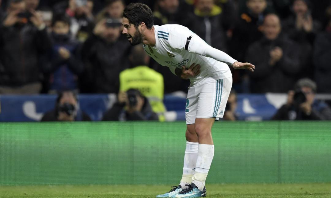 Liga: tris Atletico, Real Madrid di misura sul Malaga