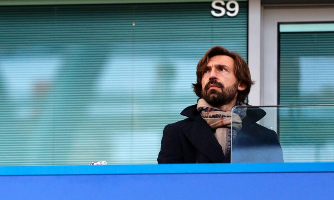Pirlo: 'Juve, tre rivali per la Champions'