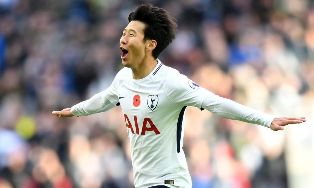 Son avvisa la Juve: 'Amo segnare a Wembley'