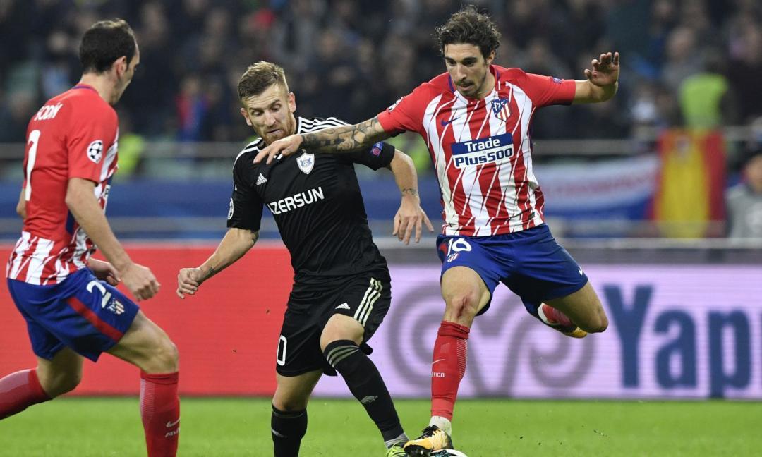 Vrsaljko vuole la cessione: l'agente vola a Madrid