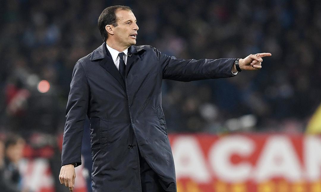 Allegri: 'Chi non ha stimoli può partire, Buffon il migliore di sempre', poi bordata al Napoli