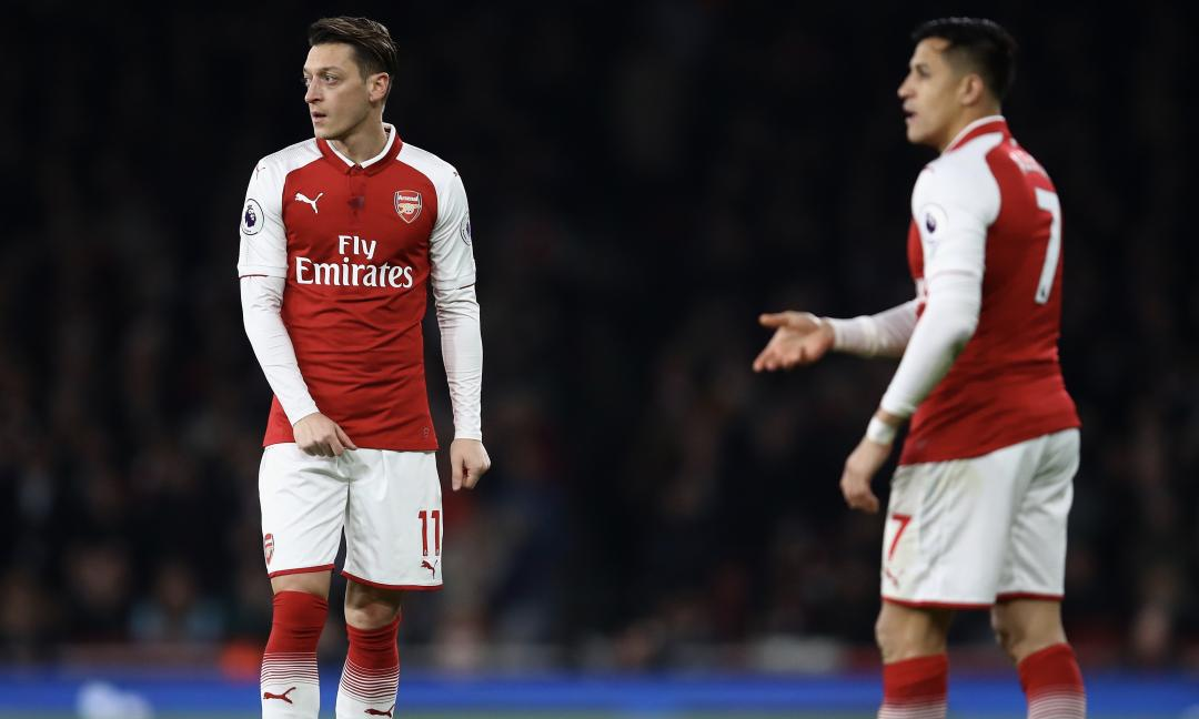 Non solo Ozil: la Juve sogna un altro colpo dall'Arsenal