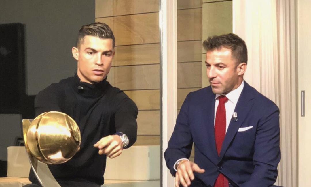 Ronaldo-Juve, l'indizio arriva da Del Piero!