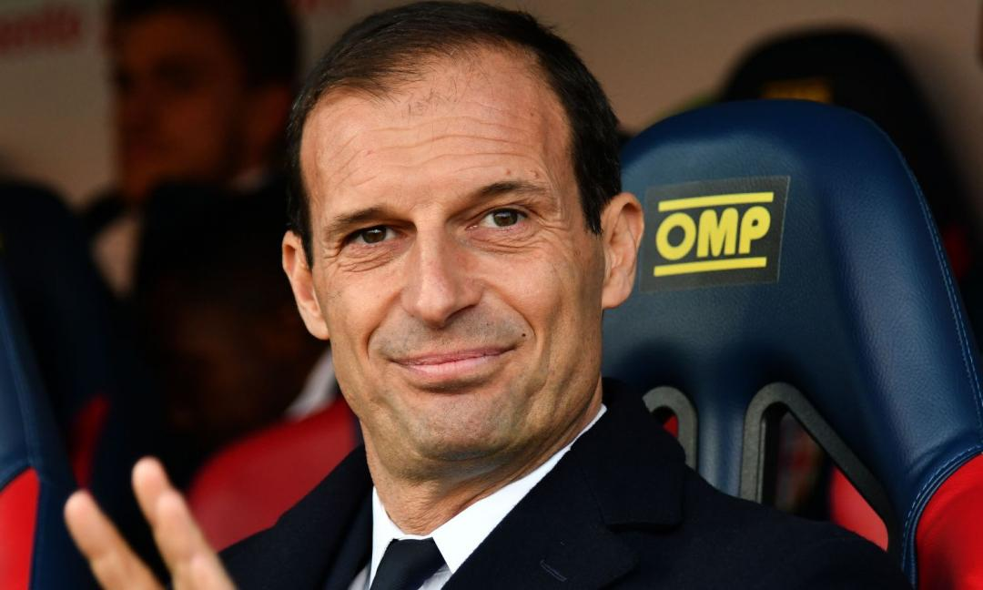 Allegri in conferenza: uno show promesso