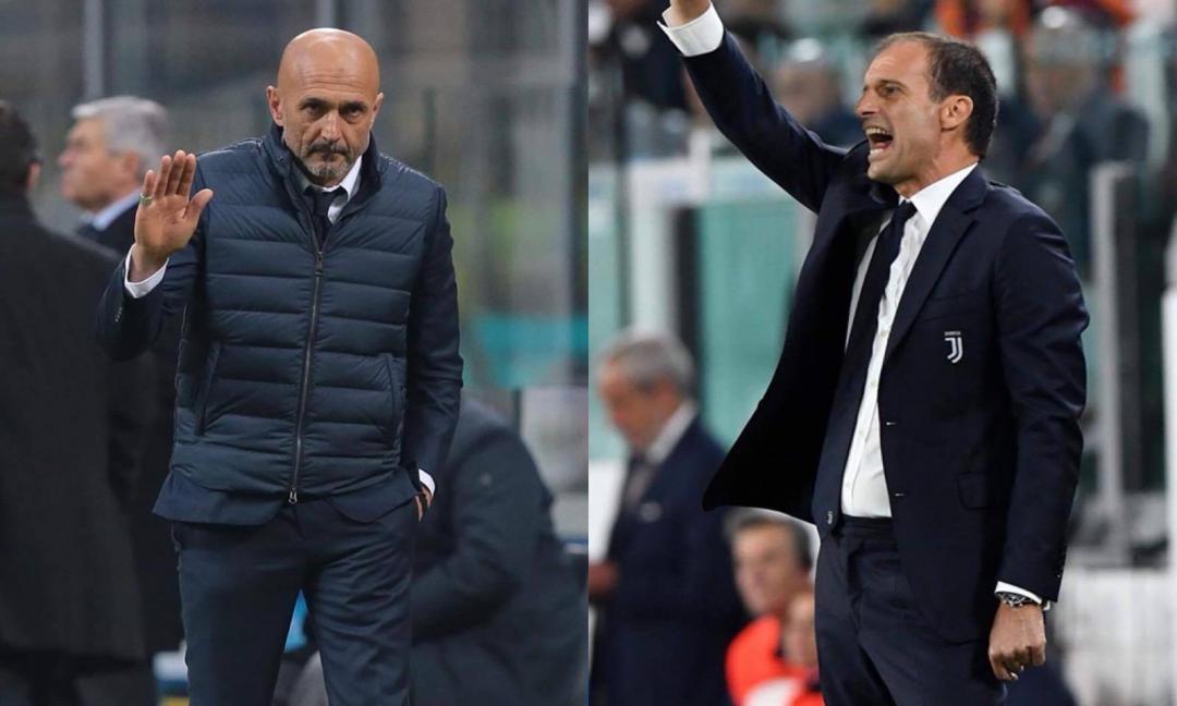 Inter, 166 trofei in meno rispetto alla Juve