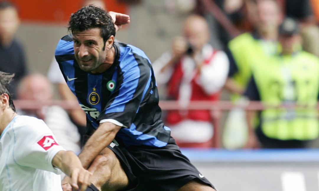 14 febbraio 2006: Figo contro Moggi, la Juve lo denuncia