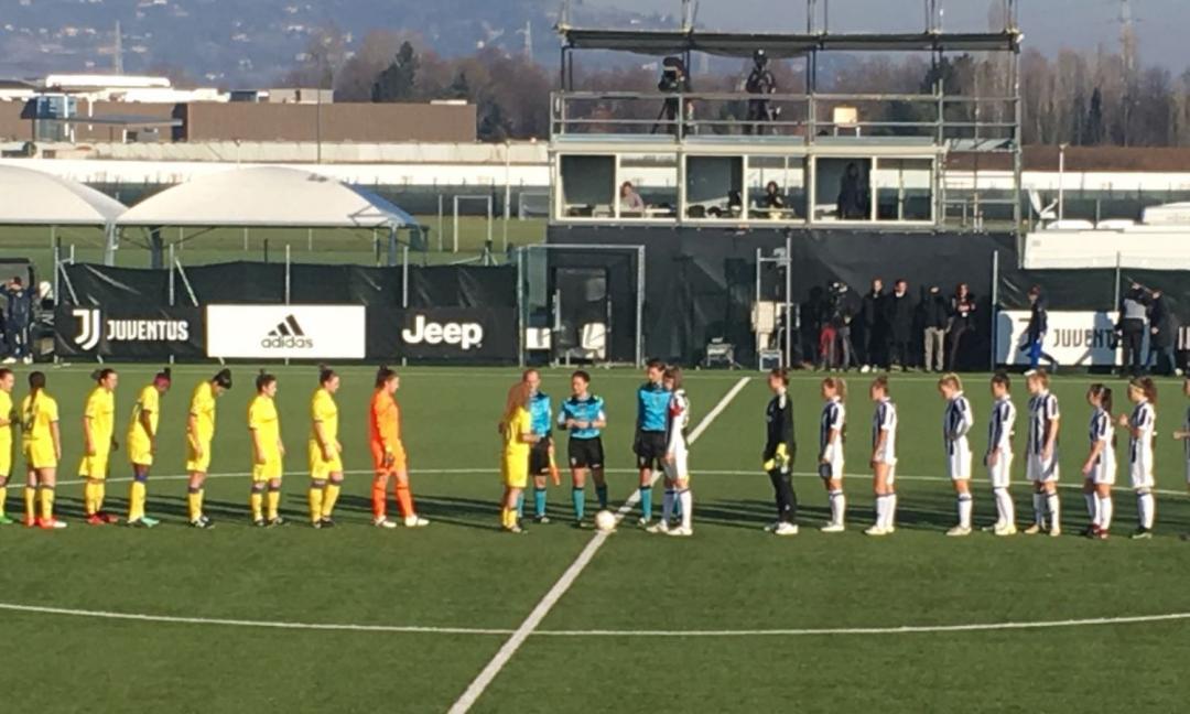 Women, Juventus-Chievo 6-0: doppiette per Glionna, Zelem e Bonansea