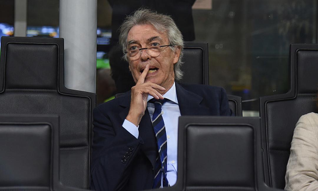 Moratti: 'Mourinho? E' come se fosse ancora qui, quando dice la mia Inter...'
