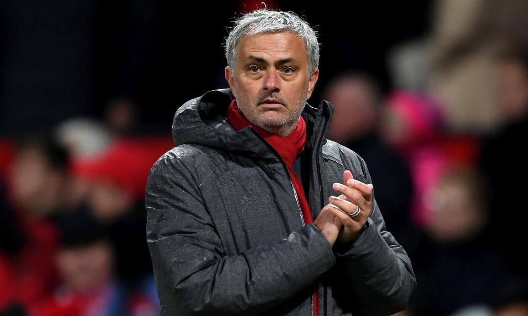 Dall'Inghilterra: Mourinho via dallo United prima della Juve