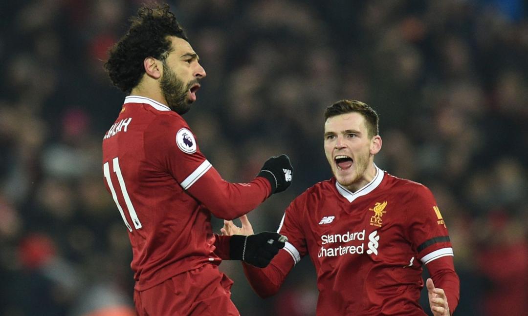 Champions: Liverpool batte Porto 5-0 senza Emre Can
